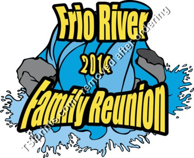 Frio Family Reunion - 001