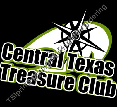 Metal Detecting Club Logo - 001