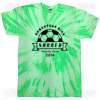 Soccer with banner t-shirt design