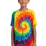 Youth Essential Tie Dye Tee