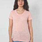 BB301 Poly-Cotton S/S Womens T-Shirt