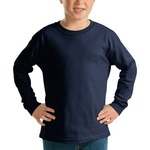 Youth Ultra Cotton ® Long Sleeve T Shirt 2400b