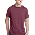 Young Mens Tri Blend Crew Neck Tee