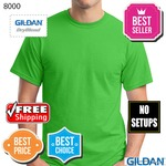 DryBlend™ 5.6 oz., 50/50 T-Shirt 8000