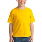 Youth DryBlend™ 50 Cotton/50 DryBlend™Poly T Shirt 8000b