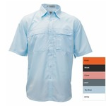 Men's Pescador Polyester Short Sleeve Fishing Shirt PESCSS