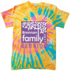 Family Reunion Tree Tie Dye Design
