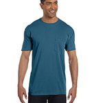 6.1 oz. Garment-Dyed Pocket T-Shirt 6030cc Comfort Colors