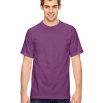 C1717 Comfort Colors Men's  6.1 oz. Ringspun Garment-Dyed T-Shirt