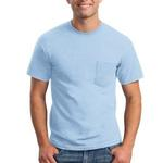 Ultra Cotton ® 100% Cotton T Shirt with Pocket 2300