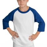 Youth Colorblock Raglan Jersey YT200