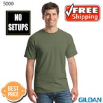 5000 5.3 oz. Heavy Cotton T-Shirt