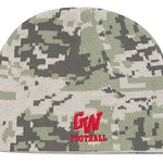 635K Digital Camo Knit - Pacific Headwear