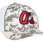 408M Digital Camo Trucker Mesh - Pacific Headwear