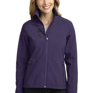 Ladies Welded Soft Shell Jacket Thumbnail
