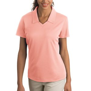 Golf Ladies Dri FIT Micro Pique Polo Thumbnail