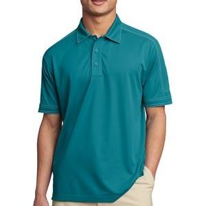 ST659 Contrast Stitch Micropique Sport Wick® Polo Thumbnail