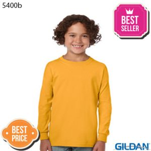 Heavy Cotton™  Youth Long Sleeve T-Shirt Thumbnail
