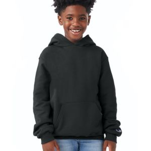 Champion Youth 9 oz. Double Dry Eco® Pullover Hood S790 Thumbnail
