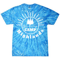 Trees and Sun Camp Design Thumbnail