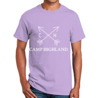 Arrow Camp T-shirt Design Thumbnail