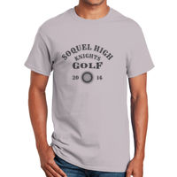 Golf T-shirt Design Thumbnail