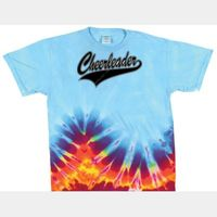 Bottom Wave Short Sleeve Tie Dyes Thumbnail