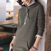 Women's Special Blend Hooded Pullover Dress Thumbnail