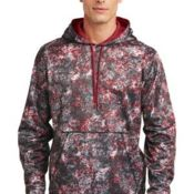 Sport Wick ® Mineral Freeze Fleece Hooded Pullover Thumbnail