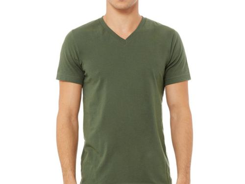 V-Neck and Scoopneck Tees Thumbnail