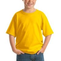 Youth Heavy Cotton ™ 100% Cotton T-Shirt Thumbnail