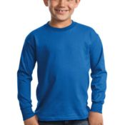 PC61YLS Youth Long Sleeve Essential T Shirt Thumbnail