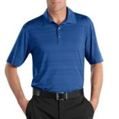 Golf Elite Series Dri FIT Heather Fine Line Bonded Polo Thumbnail