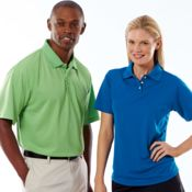 UltraClub® Ladies' Cool & Dry Stain-Release Performance Polo Thumbnail