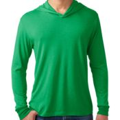 Adult Triblend Long-Sleeve Hoody N6021 Thumbnail