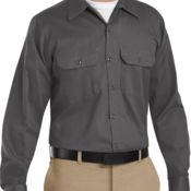 Red Kap Deluxe Heavyweight Cotton Shirt SC70 Thumbnail