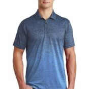 Ombre Heather Polo Thumbnail