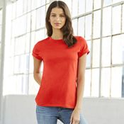 Womens' Relaxed Jersey Short Sleeve Tee Thumbnail