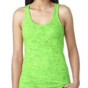 Ladies' Burnout Racerback Tank N6533 Thumbnail