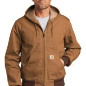 Carhartt ® Thermal-Lined Duck Active Jacket J131 Thumbnail