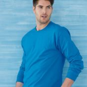 Ultra Cotton Long Sleeve T-Shirt Gildan - Best Seller Thumbnail