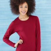 Heavy Cotton Women's Long Sleeve T-Shirt Thumbnail