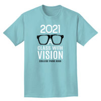 2020 A Class With Vision Senior T-shirt Design Thumbnail