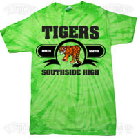 Southside High Tigers - Design Thumbnail