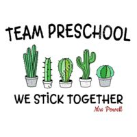 Teacher Cactus Stick Together Thumbnail