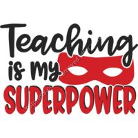 Teaching is My Superpower Thumbnail