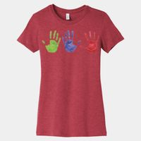 Bella+Canvas Women's The Favorite Tee Thumbnail
